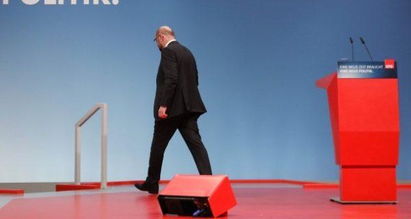 SPD-Vorsitz: Gibt Schulz sein Amt schon am Dienstag ab?