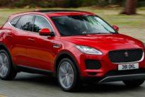 Probefahrt im Jaguar E-Pace: Mutter und Kind