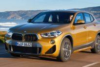 Probefahrt BMW X2: Sieben X für sechs Millionen