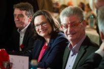 Erneuerung der SPD: Nahles geht auf Parteibasis zu