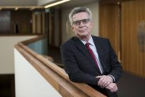 Thomas De Maizière im Gespräch: De Maiziere zweifelt an Eignung Seehofers für Innenministerium
