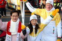 Porträt: Ein deutsch-südkoreanisches Paar bei Olympia