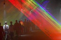 Designer-Rückzug: Im Zeichen des Regenbogens