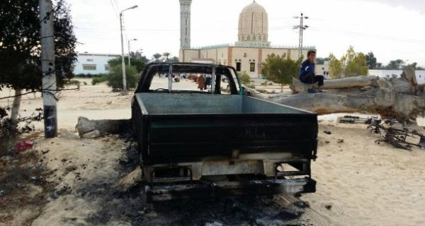 Sinai: Ägyptens Armee: 16 Extremisten getötet