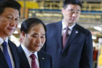 Li Shufu: Daimlers neuer Großaktionär kommt ins Kanzleramt