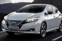 Erste Probefahrt Nissan Leaf: Langsam wendet sich das Blatt