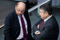 Koalitionsverhandlungen: Die Umfragewerte der SPD verharren auf Rekordtief