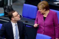 CDU-Minister in der Groko: Merkel macht Spahn offenbar zum Gesundheitsminister