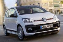 Probefahrt im VW Up GTI: Geht ganz gut Up