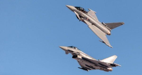 Eurofighter: Airbus muss 81 Millionen Euro Bußgeld zahlen