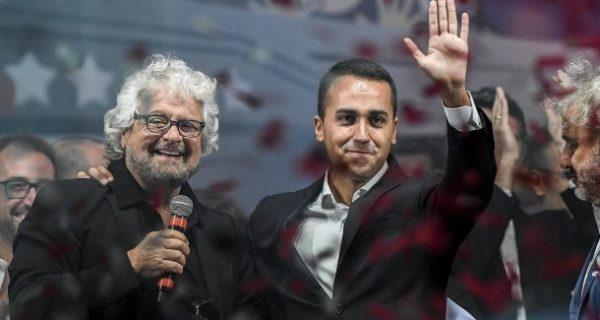 Parlamentswahlen: Fünf-Sterne-Bewegung triumphiert in Italien