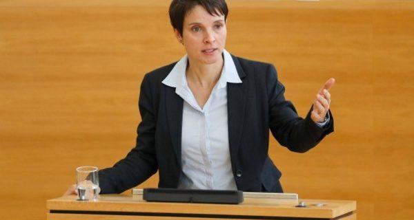 """Frauke Petry: """"Die AfD ist für freiheit-bürgerlich gesinnte Wähler nicht erträglich"""""""
