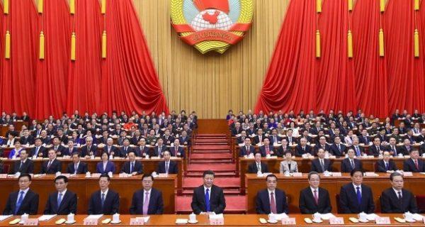 Nationaler Volkskongress: China genießt und schweigt