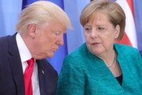 Zollstreit: Merkel telefoniert mit Trump, um einen Handelskrieg zu verhindern