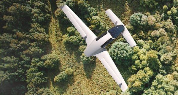 Fliegende Autos: Auch Porsche denkt über Lufttaxis nach