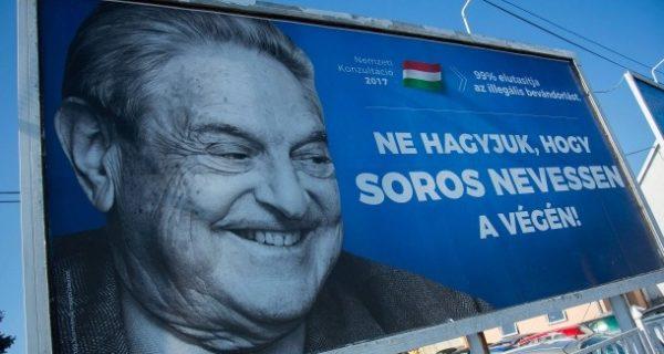 Orbáns Kampagne gegen Soros: Das alte Feindbild