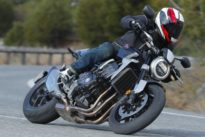 Fahrbericht Honda CB 1000 R: Tritt mit einem Lächeln