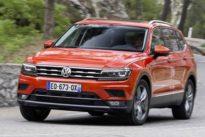 Fahrbericht VW Tiguan Allspace: Das zieht sich in die Länge