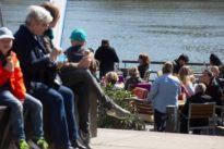 Fast in ganz Deutschland: So traumhaft wird das Wochenende