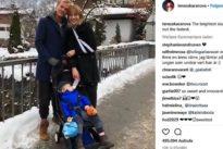 Instagram-Post: Model macht heimliche Beziehung zu Avicii bekannt