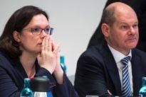 Die Wahl von Nahles: Die SPD in der Sackgasse