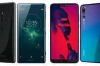 Huawei P20 Pro gegen Sony XZ2: Zwei Geräte, vier Linsen und ein Besuch bei Kill Bill