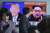 Atomare Abrüstung?: Trump trifft Kim Jong Un im Mai oder Anfang Juni