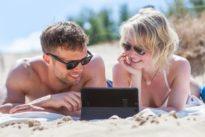 Ohne Rechner: So verwahren und verwalten Sie Fotos im Urlaub