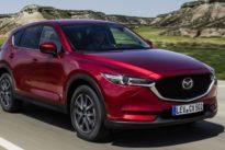 Infotainment im CX-5: So viel Technik wie nie im Mazda