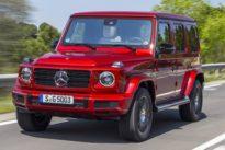 Mercedes-Benz G-Klasse: The Biggest Loser