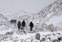 Nepal: Erste Bergsteiger der Saison erreichen Everest-Gipfel