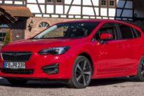 Subaru Impreza 2.0i Sport: Der Trottel will auch noch selbst schalten
