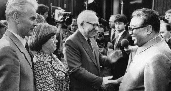 Chef-Dolmetscherin der DDR: Als sie für Erich Honecker übersetzte