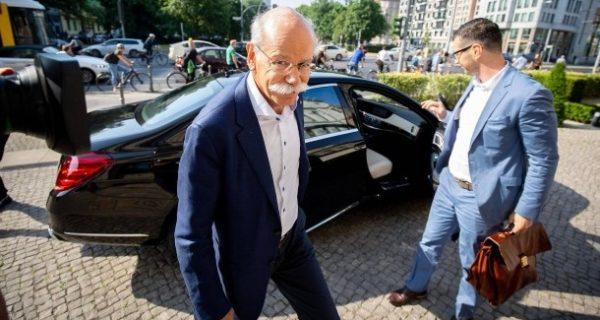 Diesel von Daimler: In zwei Wochen soll das Schummel-Ausmaß klar sein