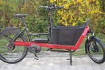 Lastenrad Packster 40: Für zierliche Männer und starke Frauen