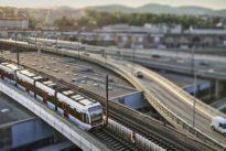 Linie U6: Wiener U-Bahn verteilt Deos an Fahrgäste
