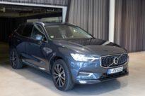 Werksabholung bei Volvo: Der Elch ruft