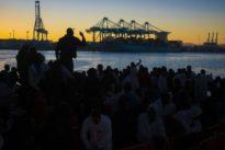 Mittelmeerroute: Vorschlag für EU-Flüchtlingszentrum in Spanien