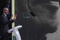 """Obama in Johannesburg: """"Wir brauchen mehr internationale Zusammenarbeit, nicht weniger"""""""