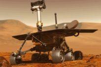 """Ein Sturm wütet auf dem Mars: """"Opportunity"""", bitte melden!"""