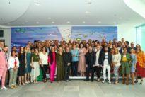 Fashion Week in Berlin: Noch trägt das Kanzleramt keine Loungewear
