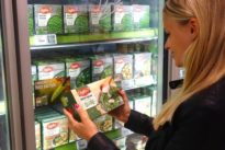 Tiefkühlkost: Gemüse unter Schock