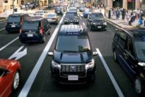 Neue Taxis in Japan: Harotakushi!