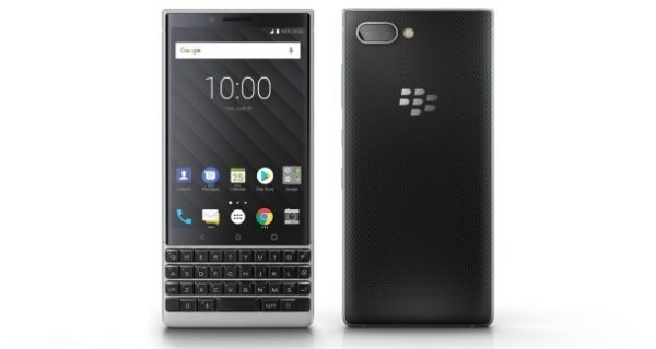 Blackberry Key 2 im Test: Tastatur nicht totzukriegen