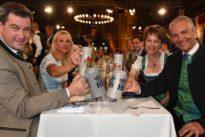 Münchens berühmteste Brauerei: Oans, zwoa, g'suffa