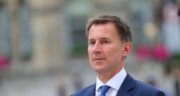 Nach Johnson-Rücktritt: Jeremy Hunt wird neuer britischer Außenminister