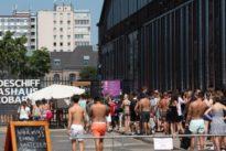 Zu großer Andrang: In Berlin kommen nicht mehr alle ins Freibad