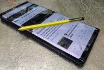 Samsung Note 9 ausprobiert: Ein riesiges Smartphone mit Fernbedienung