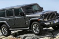 Probefahrt Jeep Wrangler JL: Der letzte Mohikaner