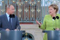 Putin-Merkel-Treffen: Vorsicht vor Halluzinationen